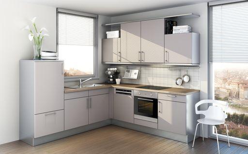 Ook kleine keukens vindt u bij keukencentrum marssum - Keuken klein ontwerp ruimte ...