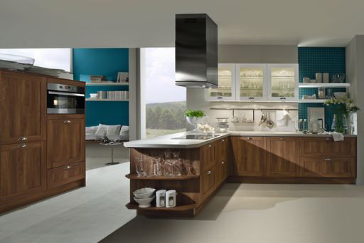 Houten keukens vindt u bij keukencentrum marssum - Keuken wereld thuis ...