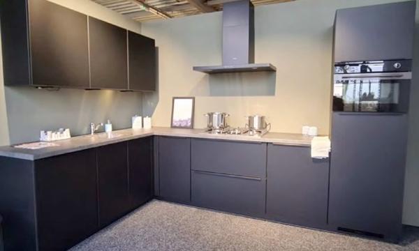 Keukens Uit Voorraad Goedkoop Bij Keukencentrum Marssum
